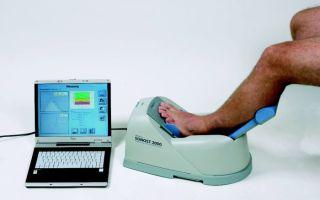 Рентгенотерапия: лучевое лечение стопы