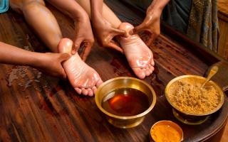 Методики проведения массажа для лечения пяточной шпоры (плантарного фасциита)