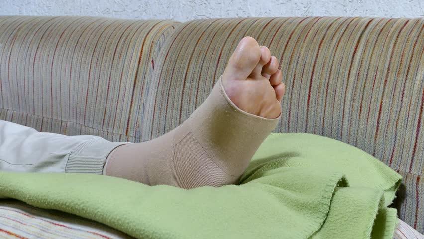 компрессионный носок