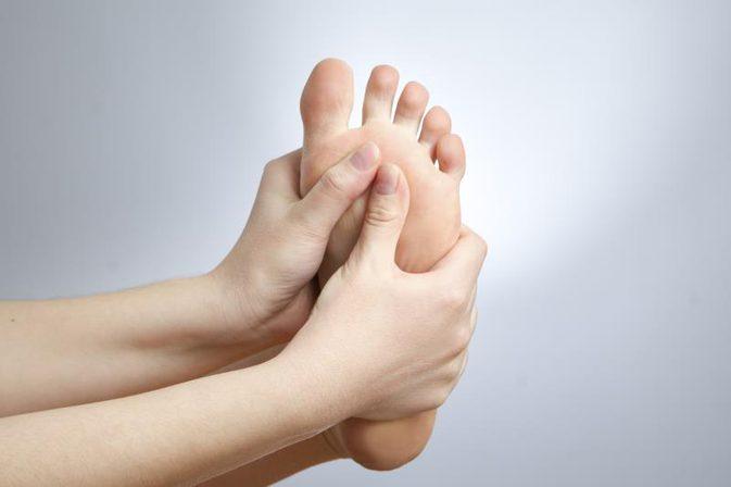 Руки и нога
